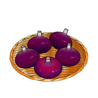 Murasaki Onion