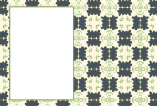 Kimono card