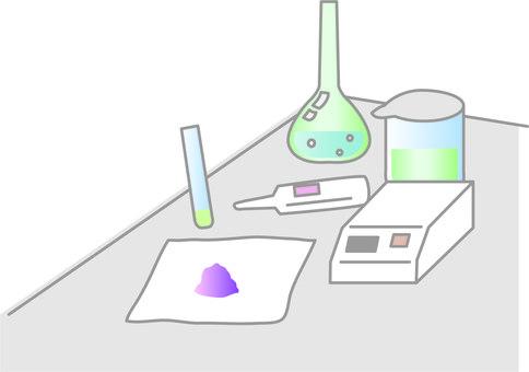 Experimental tool