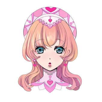 Girl icon E