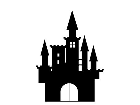 Castle western style