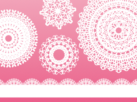 Lace pattern Z
