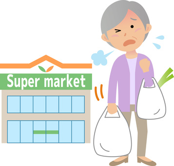 90908.Shopping at the supermarket 1
