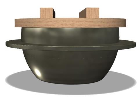 A pot