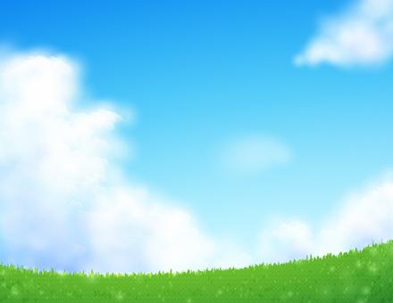 초원의 풍경 2
