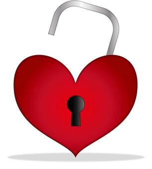 Heart · Key