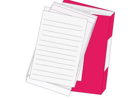 Illustration of document