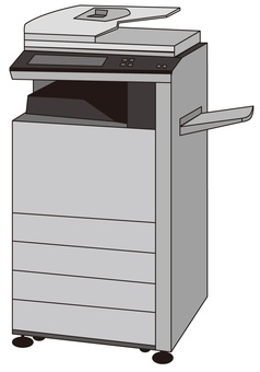 Copier (multifunction machine)