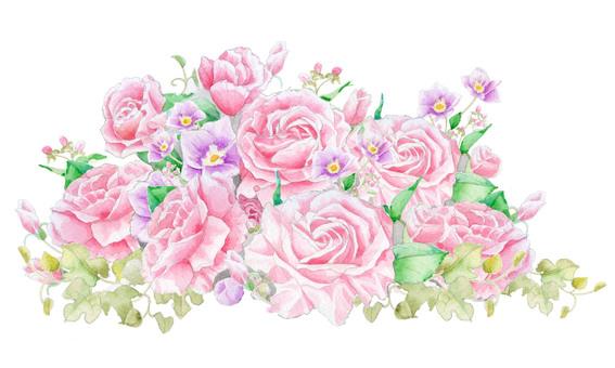 Rose bouquet ★ 0027-R