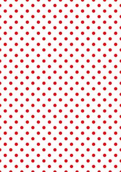 Background _ polka dot _ red _ 01