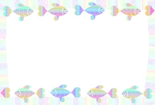 Fish greeting card 2