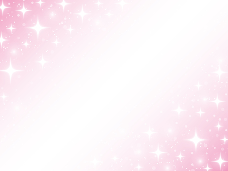 Pink glitter background material