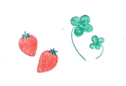 Strawberry and Clover