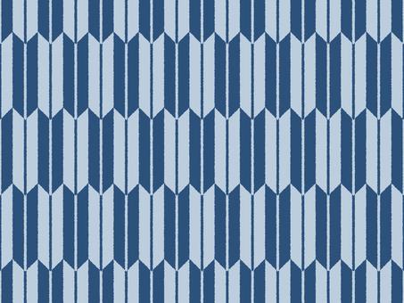 Wallpaper Yazaki 01 Land loop w / blue indigo