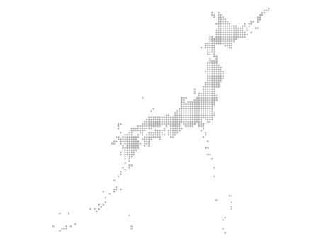 일본지도 5