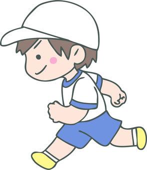 달리는 (소년)