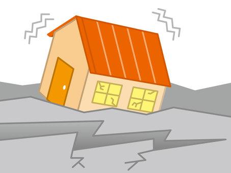 재해 / 지진 / 지반 침하