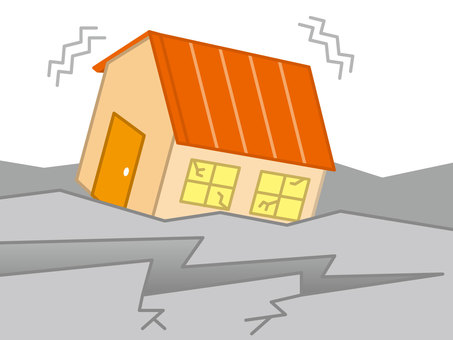 Disaster / Earthquake / Subsidence