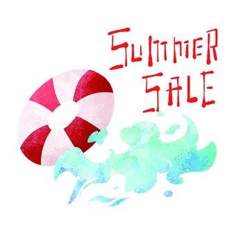 SUMMER SALE插图