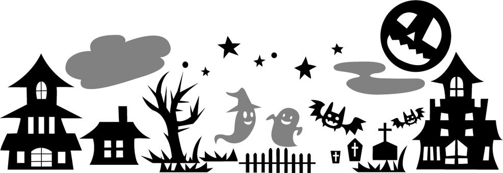 【Events】 Halloween black