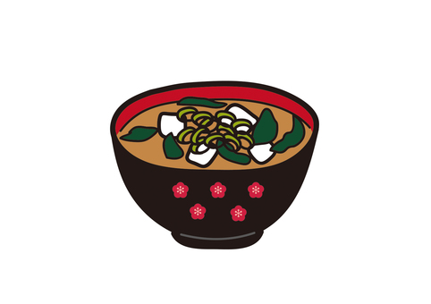 Miso soup B