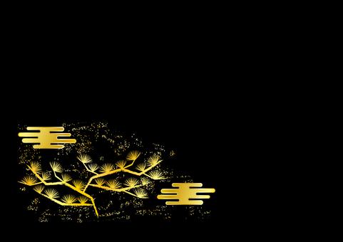 Gold pine