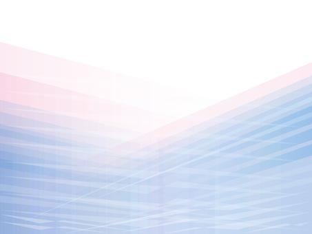 IT 이미지의 배경 소재 파랑 핑크