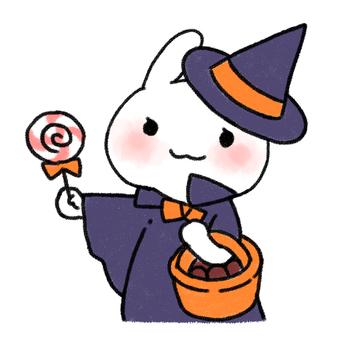 Usagi-san of Halloween