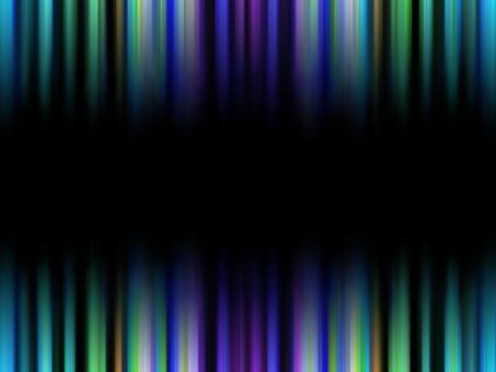 Curtain 3 (straight black background)