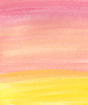 Background warm color watercolor