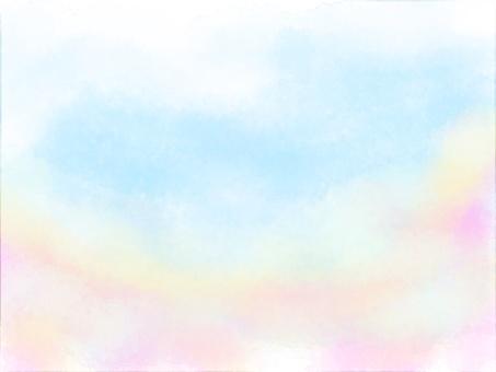 수채화 물감 01