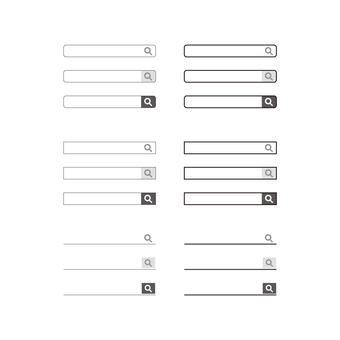 간단한 검색 창