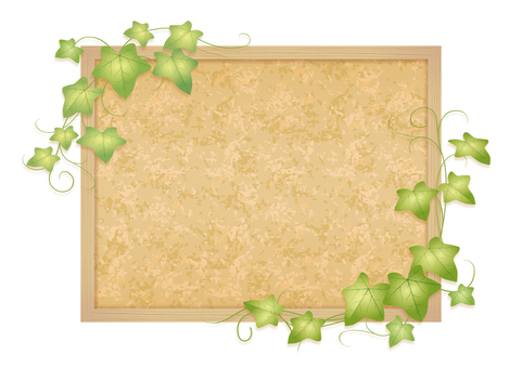 Ivy and message board