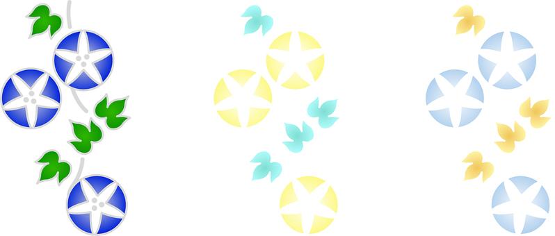 ai Asakao 3-piece set
