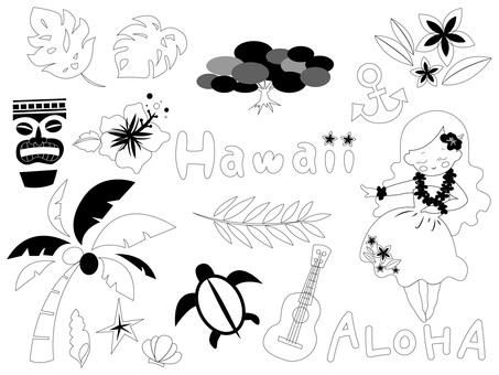 Hawaii set ver 01