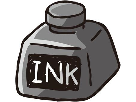 Drafting ink