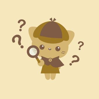 Detective Nyanko