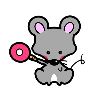 Mouse table tennis