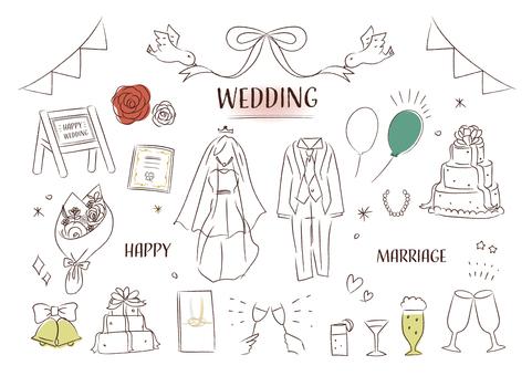 결혼식 wedding 웨딩