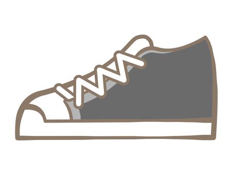 Sneakers-black 190626