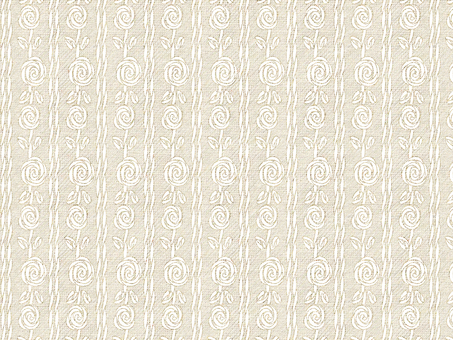 Rose Lace Wallpaper (Sepia)