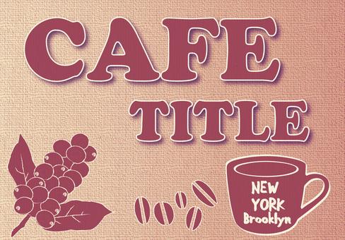 Cafe signboard design 5