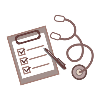 Image of health examination · questionnaire etc.