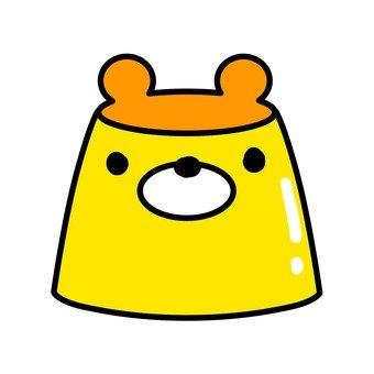 Bear Pudding
