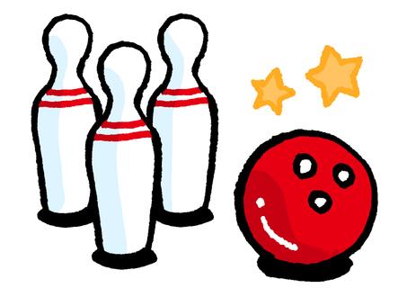 Bowling color 1