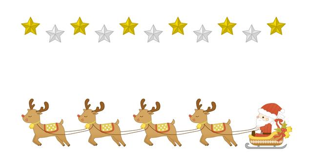 Christmas frame 14
