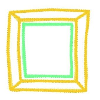 方形的框架