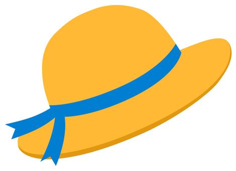 Straw hat (child)