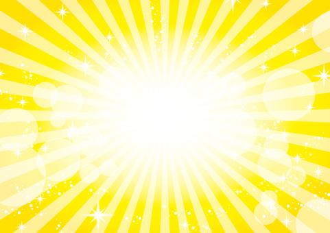 Glitter radiation background 01