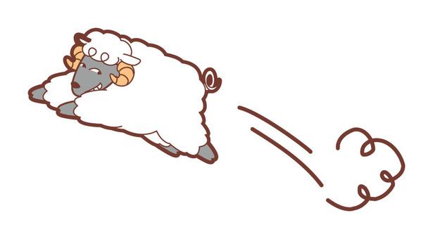 Overheard Sheep